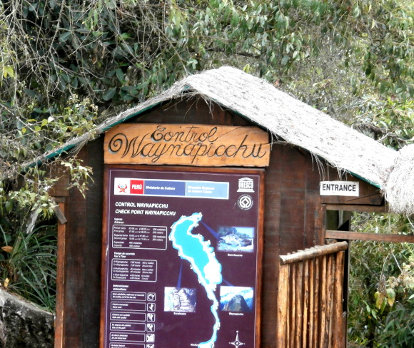 Huayna Picchu en los viajes a Perú