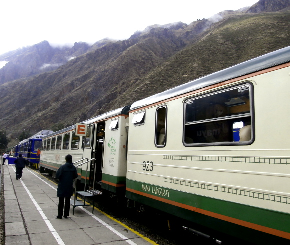 Cómo llegar a Machu Picchu en viajes a Perú