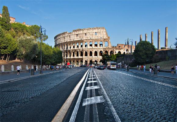Viajes a Roma