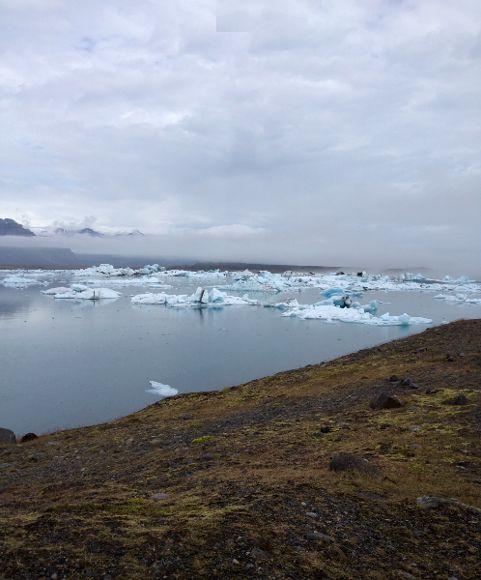 Viajando a Islandia con Pilar