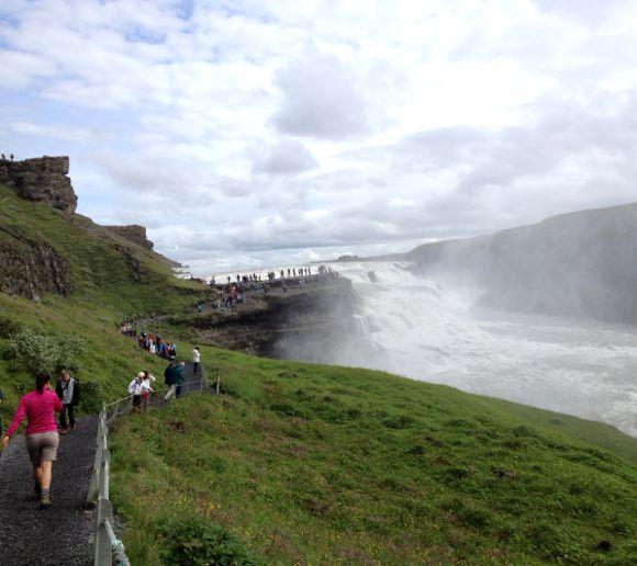 Viaje a Islandia de Pilar