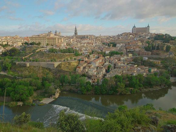 Viajes a Toledo