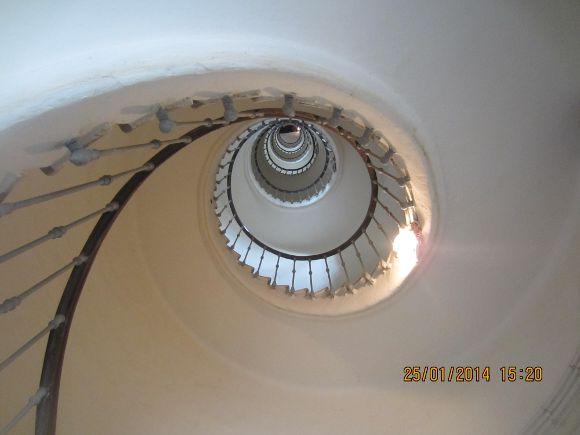 Escalera de Casablanca