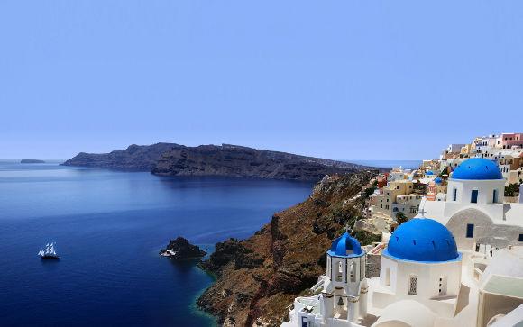 Sorteo de vuelos a Grecia