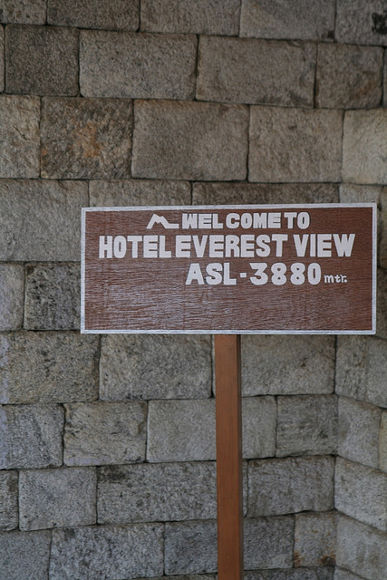 Hotel Everest View, Nepal