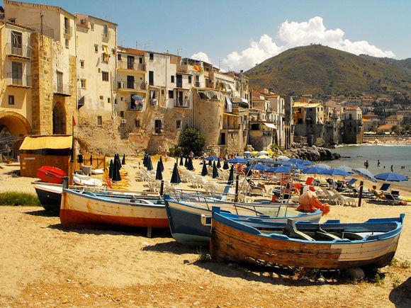 Cefalù en Sicilia