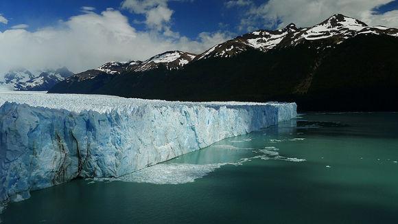 Perito Moreno en la Patagonia Argentina