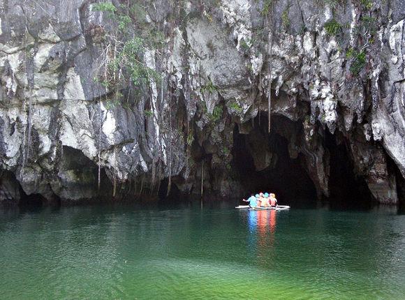 Río Subterráneo de Puerto Princesa, Filipinas