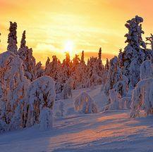 Viajes a Finlandia en invierno