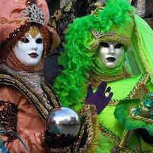Viajes a los Carnavales de Venecia