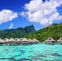 Viajes a la Polinesia Francesa de lujo