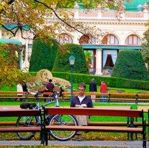 Viajes a Austria en bicicleta