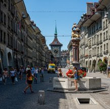 Viajes a Suiza para singles