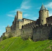Viajes a Carcassonne en el puente de diciembre