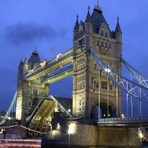 Viajes a Londres en el puente de diciembre