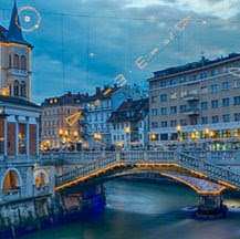 Viajes a Eslovenia en el puente de diciembre