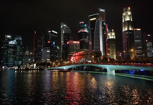Viajes a Singapur