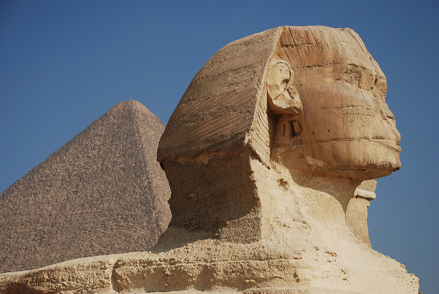 Viajes a Egipto