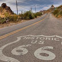 Viajes a la Ruta 66 en coche