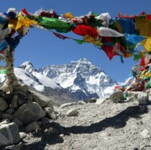Trek al Campo Base del Everest