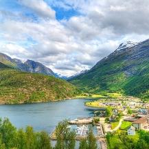Aventura en Noruega
