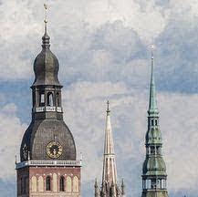 Viaje a los Países Bálticos y Helsinki