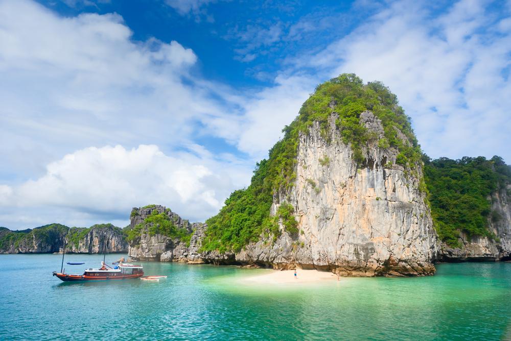 Viajes de última hora para agosto, Vietnam Bahia de Ha Long