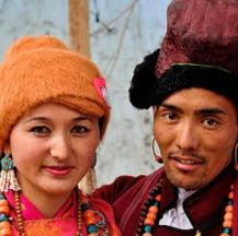 Viajes al Tíbet de la India