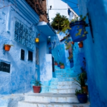 Viajes a Marruecos, Chaouen