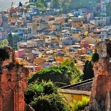 Viajes a Sicilia y el sur de Italia