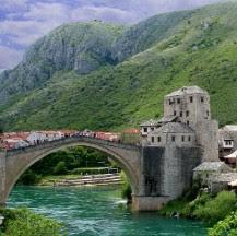 Viajes a Croacia, Eslovenia y Bosnia en el puente del Pilar