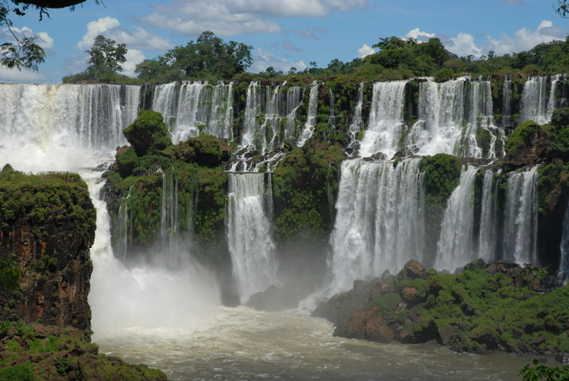 Viajes a Argentina, cataratas de Iguazu