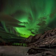 Viajes a Noruega para ver auroras boreales