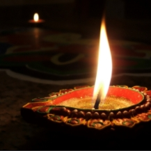 Año nuevo Hindú Diwali