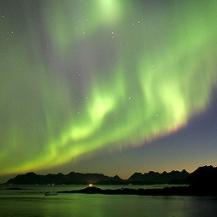 Auroras Boreales en Groenlandia