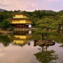 Viajes a Japón, pabellon dorado de Kioto