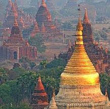 Viajes a Myanmar, Bagan