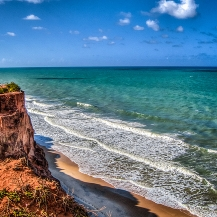 Viajes a Brasil, playas de Pipa
