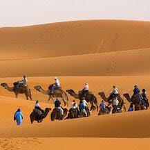 Viajes a Marruecos, desierto