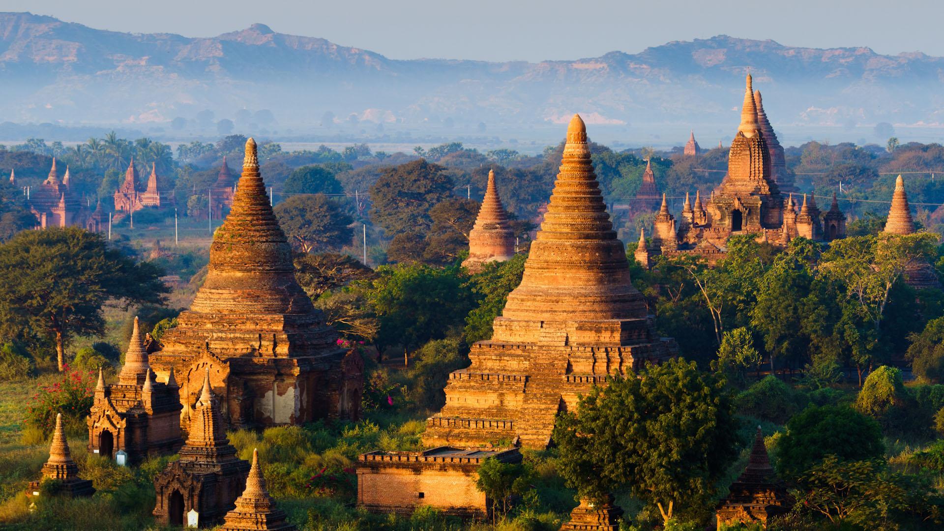 Fotos de Myanmar, Bagan