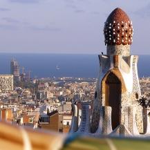 El Penedés, Tarragona y Barcelona