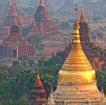 Fin de año en Myanmar