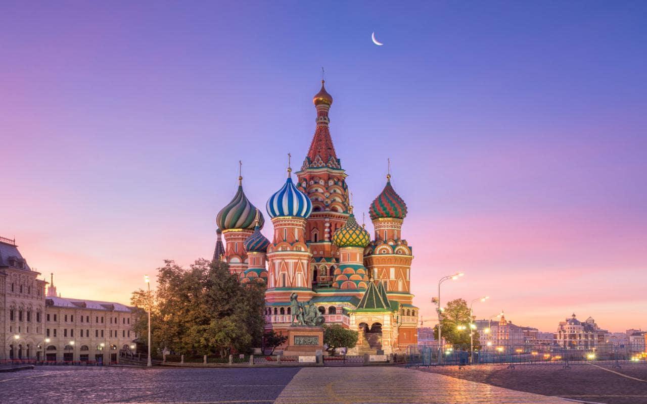 Viajazos para 2018, Moscu