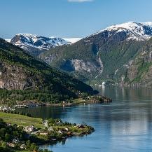 Circuitos por Fiordos de Noruega