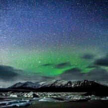Islandia invernal y auroras boreales