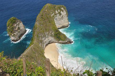 Kelingking mejores playas de indonesia