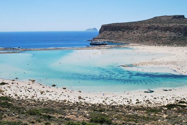Laguna de Balos mejores playas de Grecia