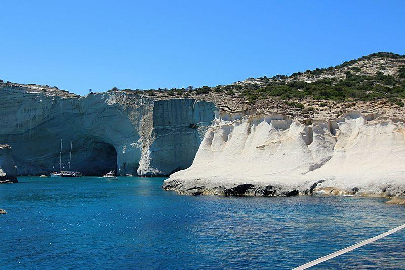 Kleftiko mejores playas de Grecia