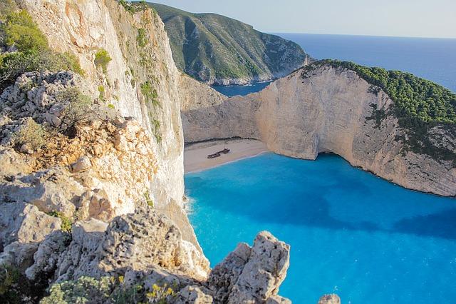 Navagio mejores playas de Grecia