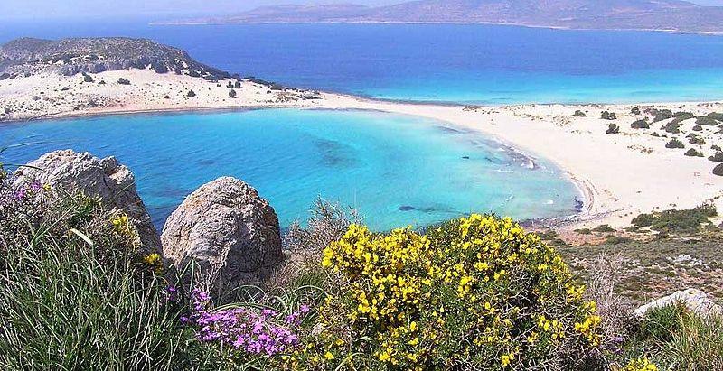 Simos mejores playas de Grecia